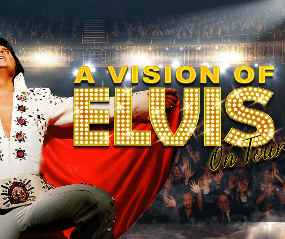 A Vision of Elvis on 04/01/2022