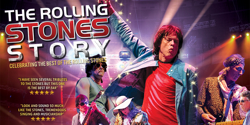 The Rolling Stones Story on 05/11/2021