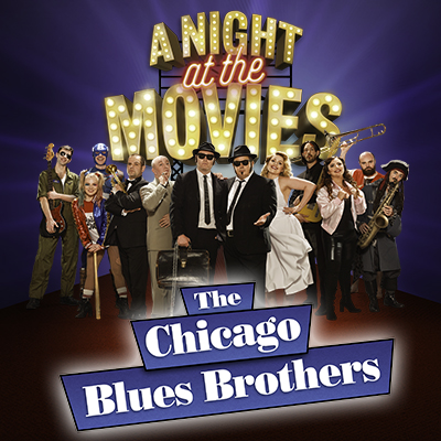 The Chicago Blues Brothers on 01/10/2021