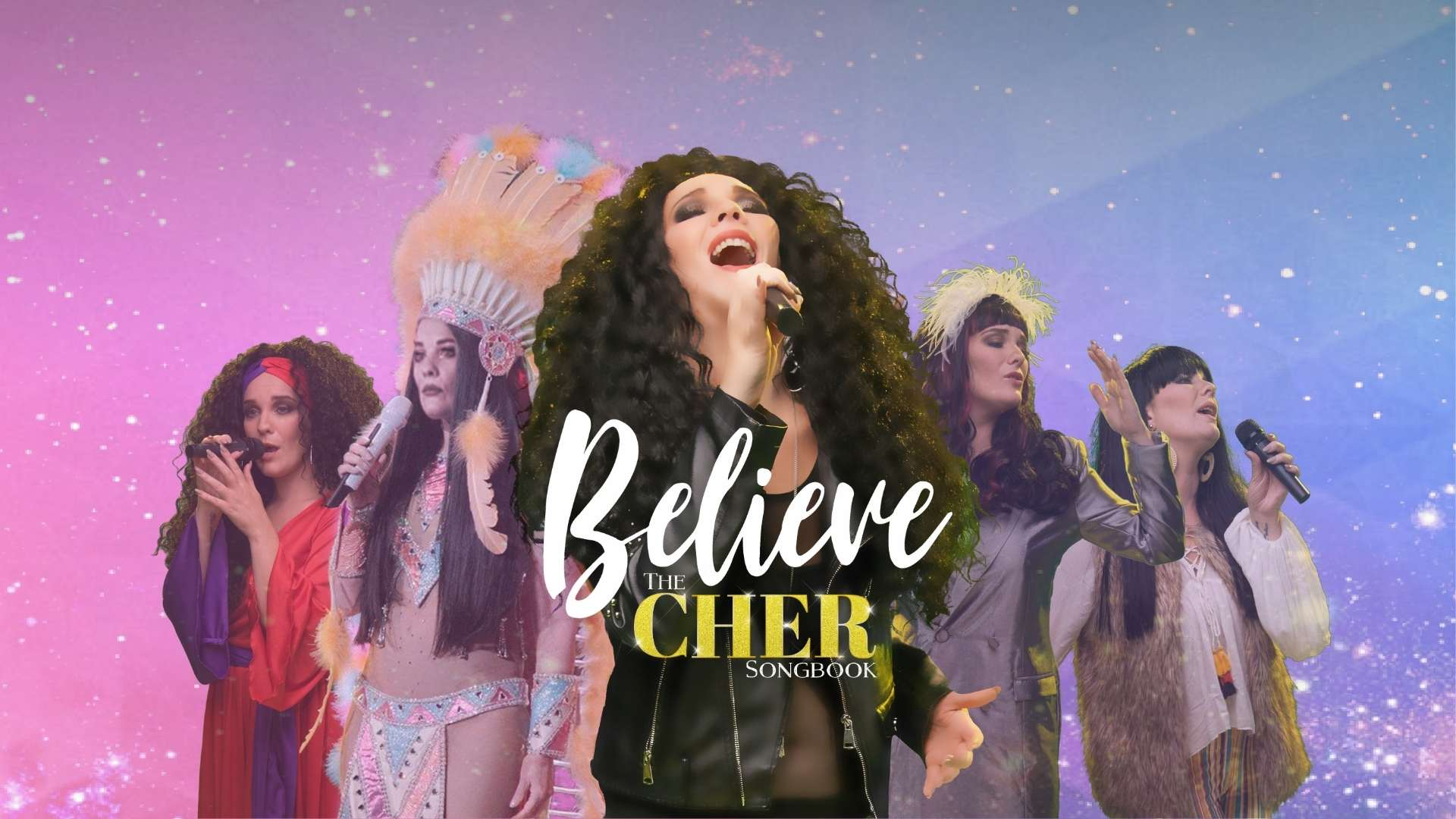 Believe - The Cher Songbook on 09/01/2022